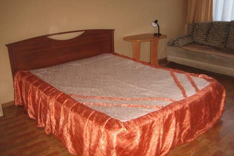 Сдается 1-комнатная квартира посуточно в Челябинске, ул.Плеханово 21.