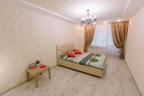 Сдается 1-комнатная квартира посуточно в Томске, Киевская улица, 70/3 № 1.