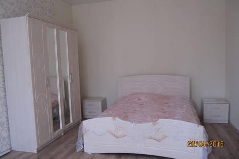 Сдается 1-комнатная квартира посуточно в Светлогорске, Калининградский проспект, 103а.