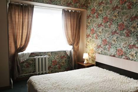 Сдается 2-комнатная квартира посуточно в Рязани, улица Фирсова, 2.