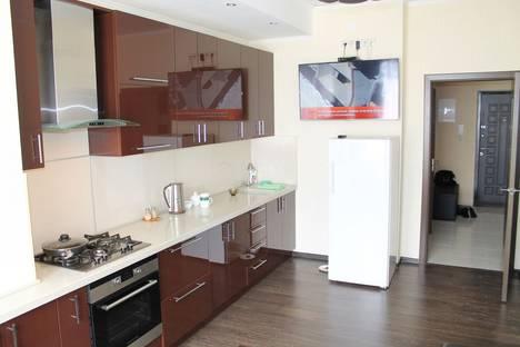 Сдается 1-комнатная квартира посуточно в Геленджике, улица Луначарского, 114.