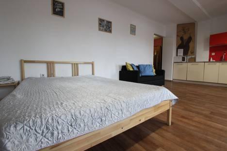 Сдается 1-комнатная квартира посуточно, Советская улица, 115 корпус 3.