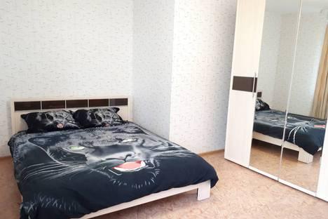 Сдается 3-комнатная квартира посуточно в Перми, улица Крылова 15 а.
