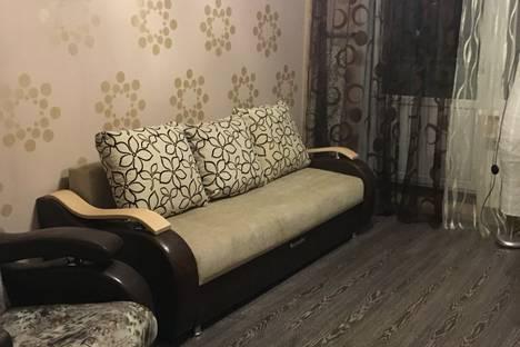 Сдается 1-комнатная квартира посуточно в Иркутске, Можайского3/2.