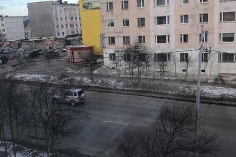 Сдается 1-комнатная квартира посуточно, проспект Карла Маркса 78.