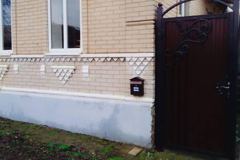 Сдается коттедж посуточно в Таганроге, улица Садовая 1-я площадка, 9.