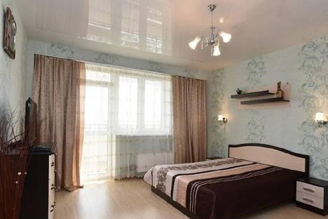 Сдается 2-комнатная квартира посуточно в Комсомольске-на-Амуре, проспект Первостроителей, 15.