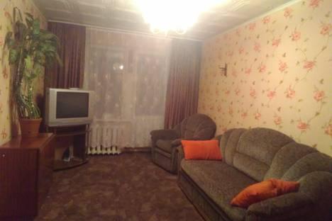 Сдается 2-комнатная квартира посуточно в Ржеве, улица Челюскинцев, 36.
