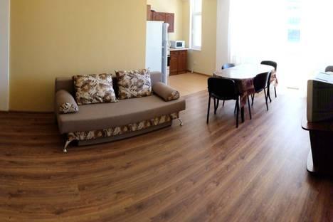 Сдается 2-комнатная квартира посуточно в Гурзуфе, ул. Ялтинская, 16, лит. Д.
