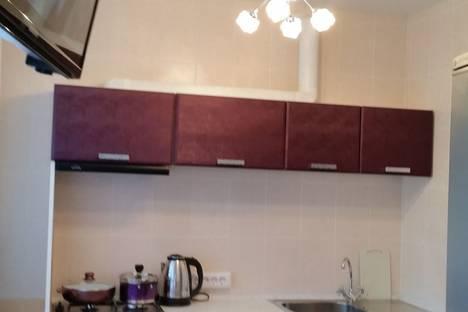 Сдается 1-комнатная квартира посуточно в Комсомольске-на-Амуре, улица Комсомольская, 46.