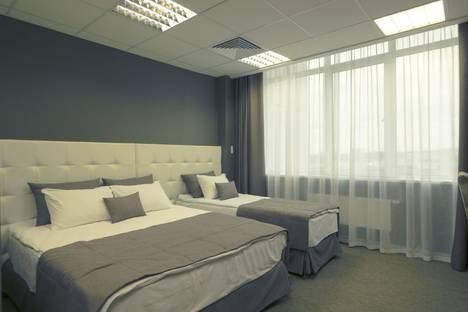 Сдается 1-комнатная квартира посуточно в Красноярске, улица Алексеева, 49.