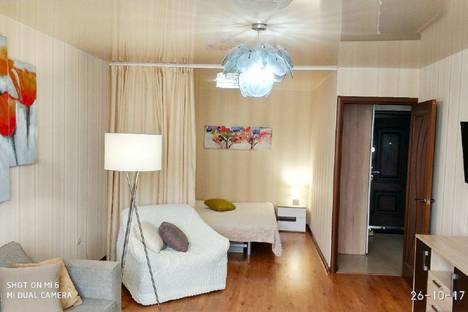 Сдается 1-комнатная квартира посуточно в Сочи, Виноградная улица, 27А.