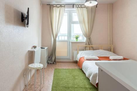 Сдается 1-комнатная квартира посуточно в Нижнем Новгороде, улица Бурнаковская, 97.