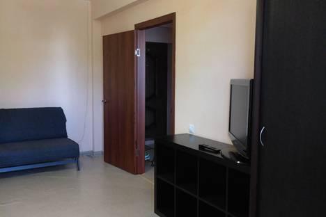 Сдается 1-комнатная квартира посуточно в Иркутске, улица Пискунова 40.