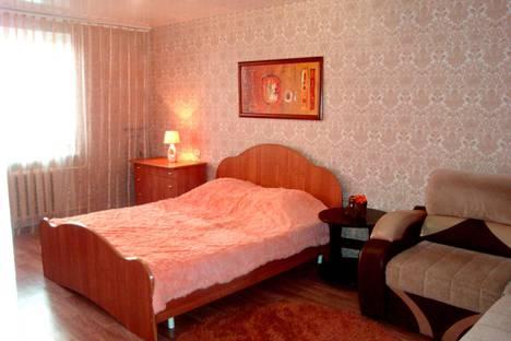 Сдается 1-комнатная квартира посуточно в Комсомольске-на-Амуре, улица Парижской Коммуны, 33/3.