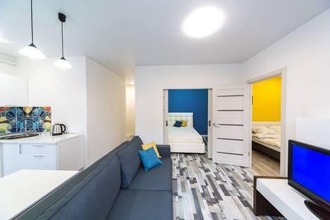 Сдается 3-комнатная квартира посуточно в Перми, Комсомольский проспект, 24.
