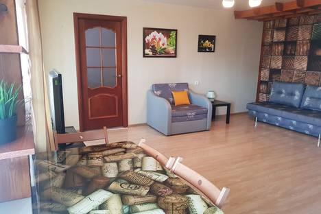 Сдается 2-комнатная квартира посуточно в Ижевске, ул. Пастухова, 41а.