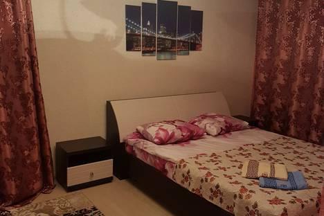 Сдается 1-комнатная квартира посуточно в Серпухове, улица Горького, 6.
