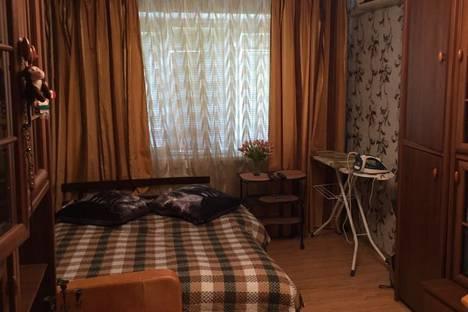 Сдается 1-комнатная квартира посуточно в Адлере, Большой Сочи, улица Голубые Дали, 16.