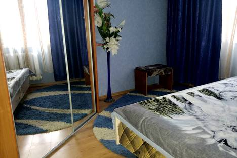 Сдается 2-комнатная квартира посуточно в Кобрине, улица Пушкина, 17.