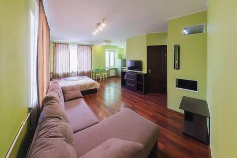 Сдается 1-комнатная квартира посуточно, проспект Карла Маркса, 7.
