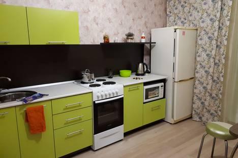 Сдается 1-комнатная квартира посуточно, проспект Октября, 42.
