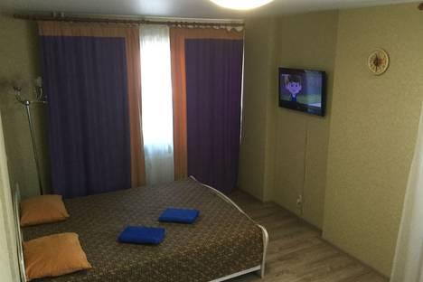 Сдается 1-комнатная квартира посуточно в Ижевске, Ленина 93.