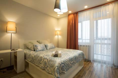 Сдается 1-комнатная квартира посуточно в Калининграде, улица Юрия Гагарина, 11.