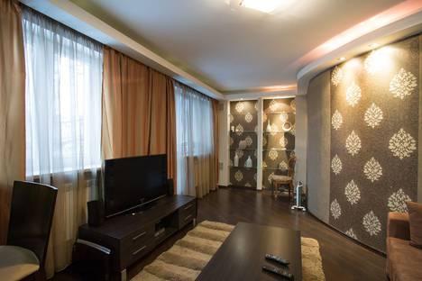 Сдается 2-комнатная квартира посуточно в Калининграде, улица Генерал-лейтенанта Озерова, 16.