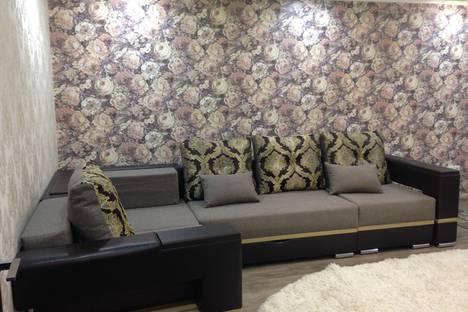 Сдается 2-комнатная квартира посуточно в Шерегеше, улица Гагарина, 26.