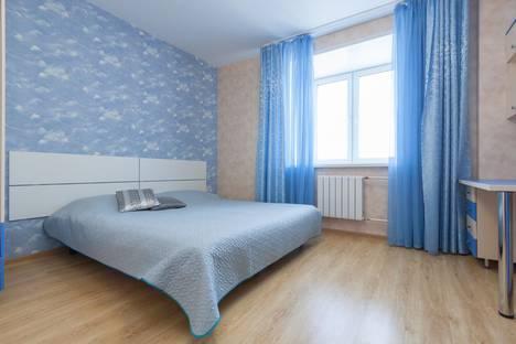 Сдается 3-комнатная квартира посуточно в Екатеринбурге, улица Токарей, 40.