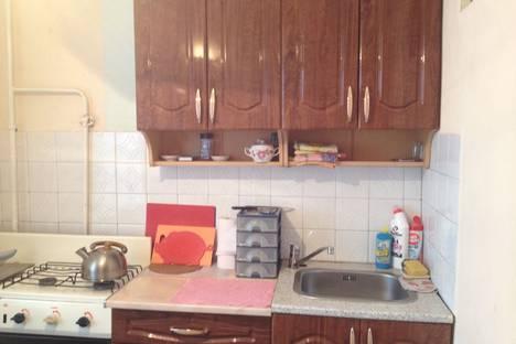 Сдается 1-комнатная квартира посуточно в Советском, улица Гастелло, 35.