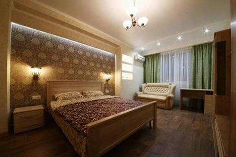 Сдается 1-комнатная квартира посуточно в Красной Поляне, Эстосадок, Эстонская улица, 37.