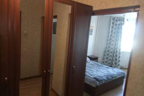 Сдается 1-комнатная квартира посуточно в Подольске, улица Генерала Смирнова, 14.