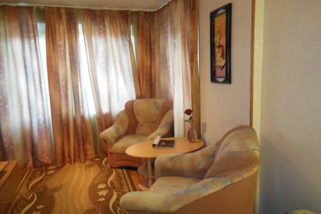 Сдается 1-комнатная квартира посуточно в Челябинске, улица Чайковского, 16.