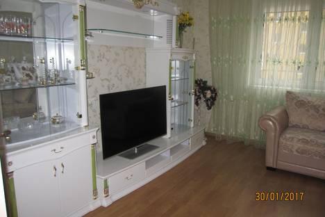 Сдается 2-комнатная квартира посуточно в Зеленоградске, улица Приморская.