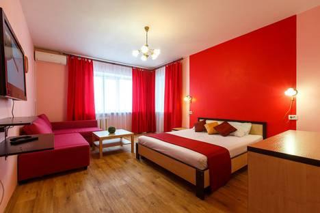 Сдается 1-комнатная квартира посуточно в Самаре, переулок Тургенева, 7.