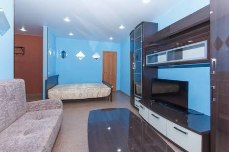 Сдается 1-комнатная квартира посуточно в Новосибирске, проспект Карла Маркса, 9.