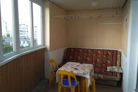 Сдается 2-комнатная квартира посуточно в Анапе, улица Крымская 250.