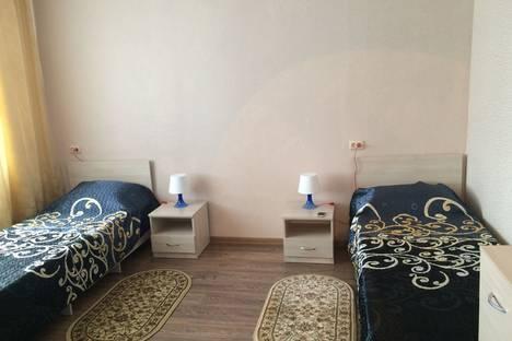 Сдается 2-комнатная квартира посуточно в Ростове-на-Дону, улица Таганрогская, 112 корпус 3.
