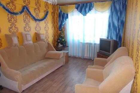 Сдается 3-комнатная квартира посуточно в Байкальске, Иркутск, Байкальская улица, мкр. Южны, 2 квартал, дом 52.