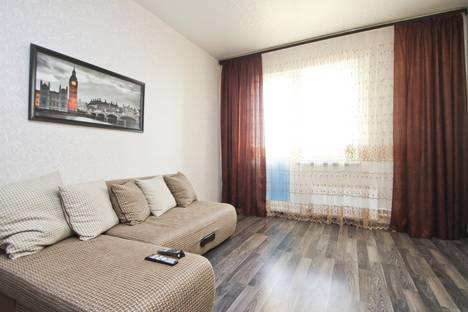 Сдается 1-комнатная квартира посуточно, Александра Усольцева, 26.