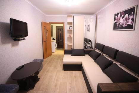 Сдается 1-комнатная квартира посуточно в Заозерном, улица Аллея Дружбы, 105.