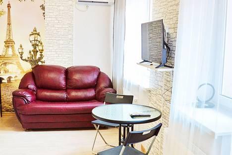 Сдается 1-комнатная квартира посуточно в Краснодаре, улица Героя Сарабеева, 5.
