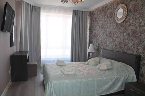 Сдается 2-комнатная квартира посуточно в Тюмени, улица Первомайская, 50.