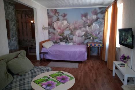 Сдается 1-комнатная квартира посуточно в Новосибирске, Цветной проезд, 9.