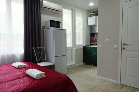 Сдается 1-комнатная квартира посуточно в Сочи, Мамайка крымская 81.