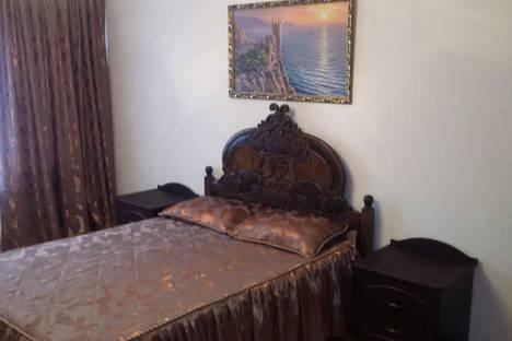 Сдается 1-комнатная квартира посуточно в Нальчике, ул Кулиева 2А.