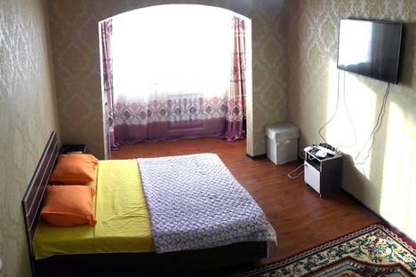 Сдается 1-комнатная квартира посуточно в Бишкеке, улица Осмонкула.