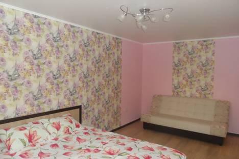 Сдается 1-комнатная квартира посуточно в Магнитогорске, проспект Ленина, 128.